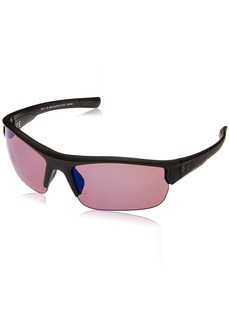 Under Armour Propel Wrap Sunglasses SATIN BLACK/UA TUNED GOLF m