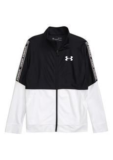 Under Armour Prototype HeatGear® Full Zip Jacket (Big Boys)