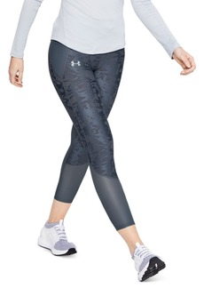 Under Armour Qualifier Speedpocket Compression Leggings