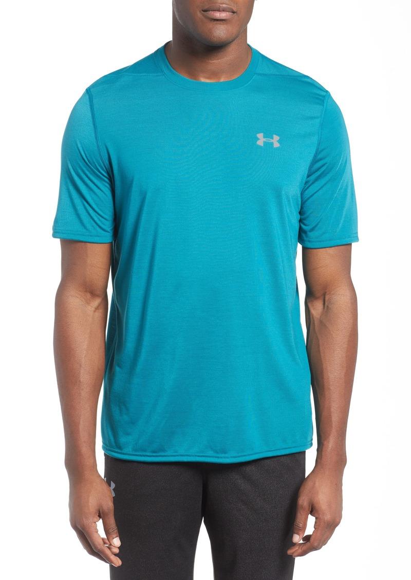 Under armour under armour regular fit threadborne t shirt for Under armour tee shirts sale