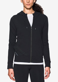 Under Armour Relaxed French Terry Hoodie