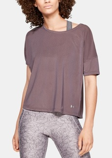 Under Armour Relaxed Mesh T-Shirt