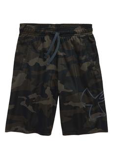 Under Armour Renegade 2.0 Jacquard Shorts (Big Boys)