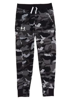 Under Armour Rival ColdGear® Camo Print Jogger Pants (Big Boys)