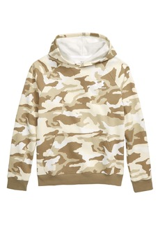 Under Armour Rival ColdGear® Print Hoodie (Big Boys)