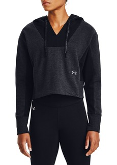 Under Armour Rival Embroidered Fleece Hoodie