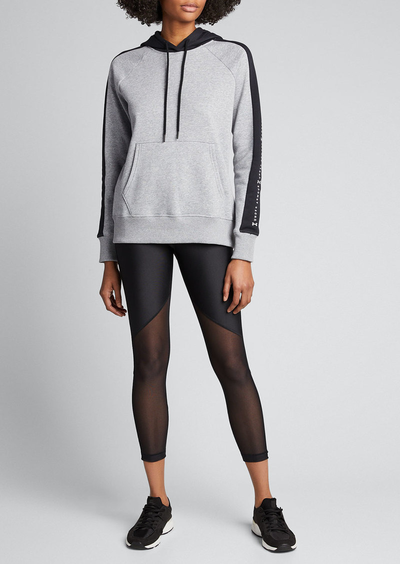 Under Armour Rival Fleece Graphic Pullover Hoodie