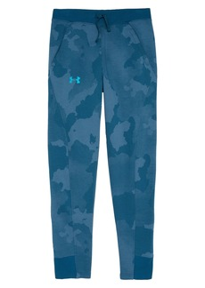 Under Armour Rival Print ColdGear® Jogger Pants (Big Boys)