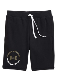 Under Armour Rival Terry Shorts (Big Boys)