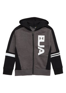 Under Armour Rival Zip Hoodie (Toddler Boys & Little Boys)