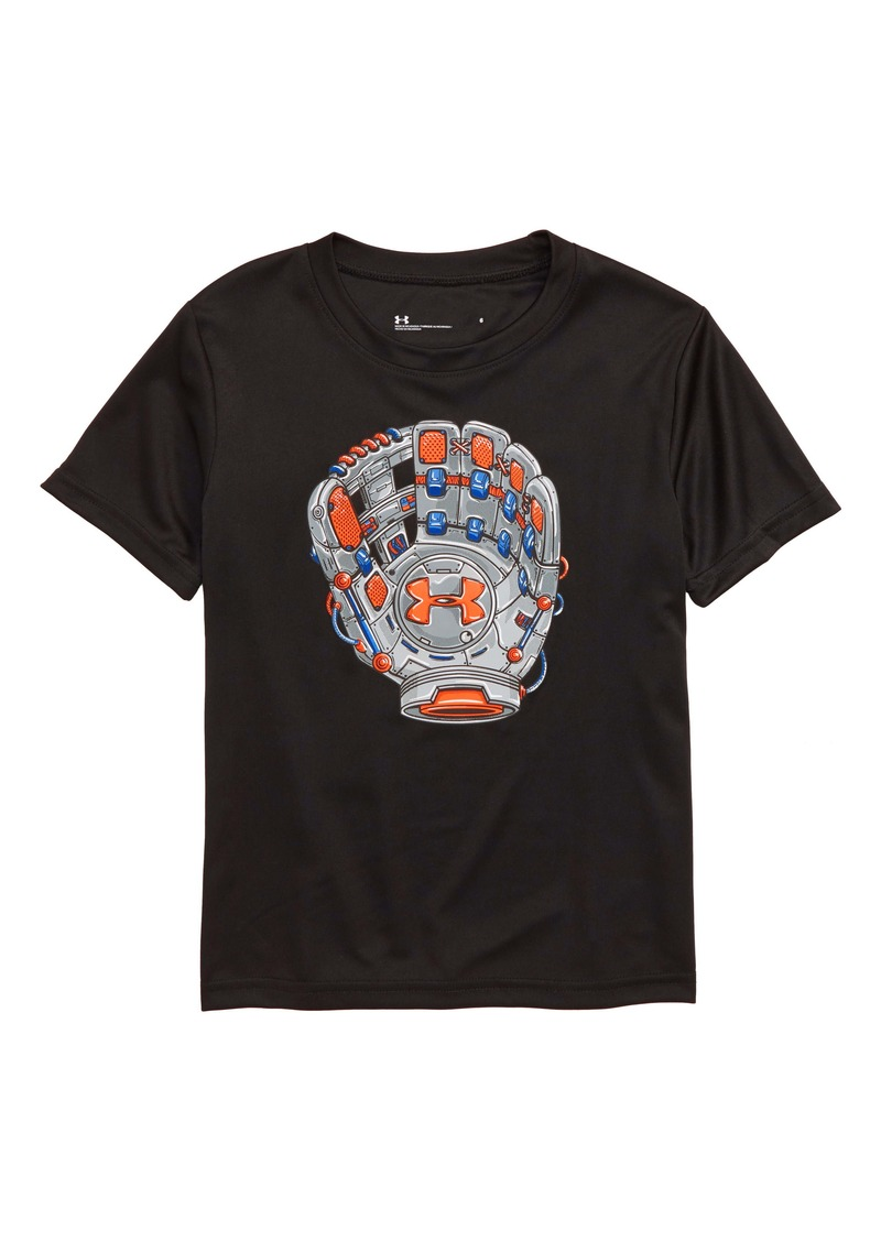Under Armour Robot Glove HeatGear® T-Shirt (Toddler Boys & Little Boys)