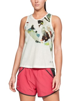 Under Armour Run Tie Back Tank