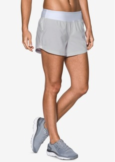 Under Armour Run True Stretch Woven Shorts