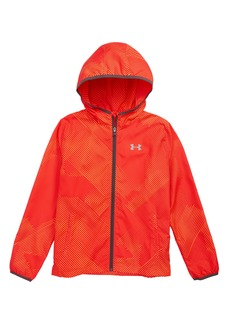 Under Armour Sackpack Wind & Water Resistant Jacket (Big Boys)