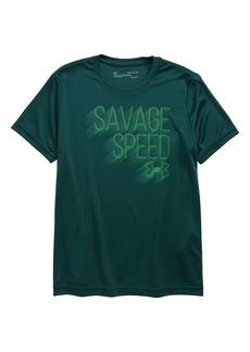 Under Armour Savage Speed Graphic T-Shirt (Big Boys)