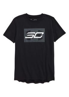 Under Armour SC30 Graphic HeatGear® T-Shirt (Big Boys)