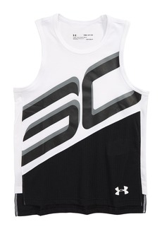 Under Armour SC30 HeatGear® Charged Cotton® Tank (Big Boys)