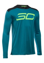 check out 09dce f5038 Under Armour Under Armour SC30 Stephen Curry T-Shirt Hoodie ...