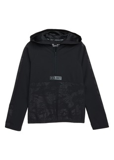 Under Armour SC30 Windwear Hooded Pullover (Big Boys)