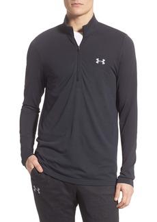 Under Armour Seamless Half-Zip Pullover