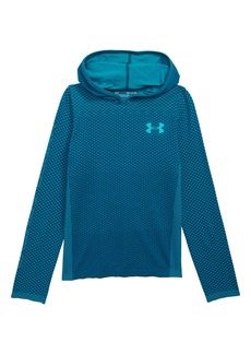 Under Armour Seamless HeatGear® Hoodie (Big Boys)