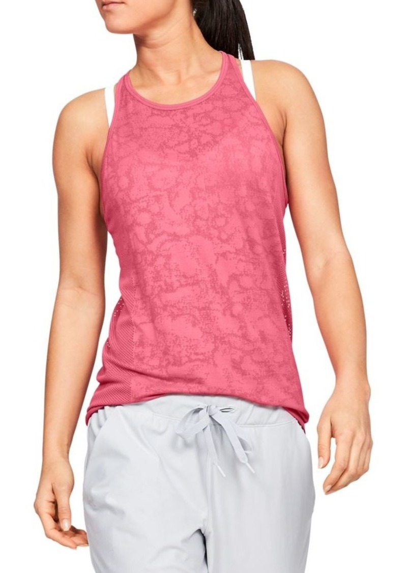 Under Armour Side Mesh Tank Top