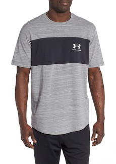 Under Armour Siphon Colorblock Performance T-Shirt