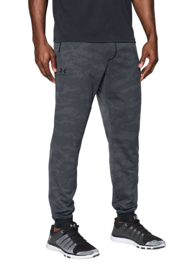 Under Armour Solid Sportstyle Jogger Pants