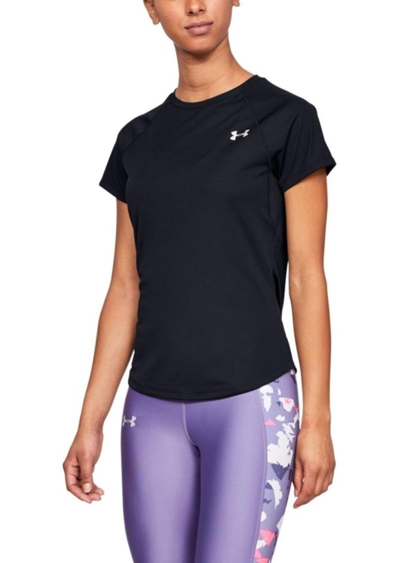 Under Armour Women's Speed Stride Run Short Sleeve
