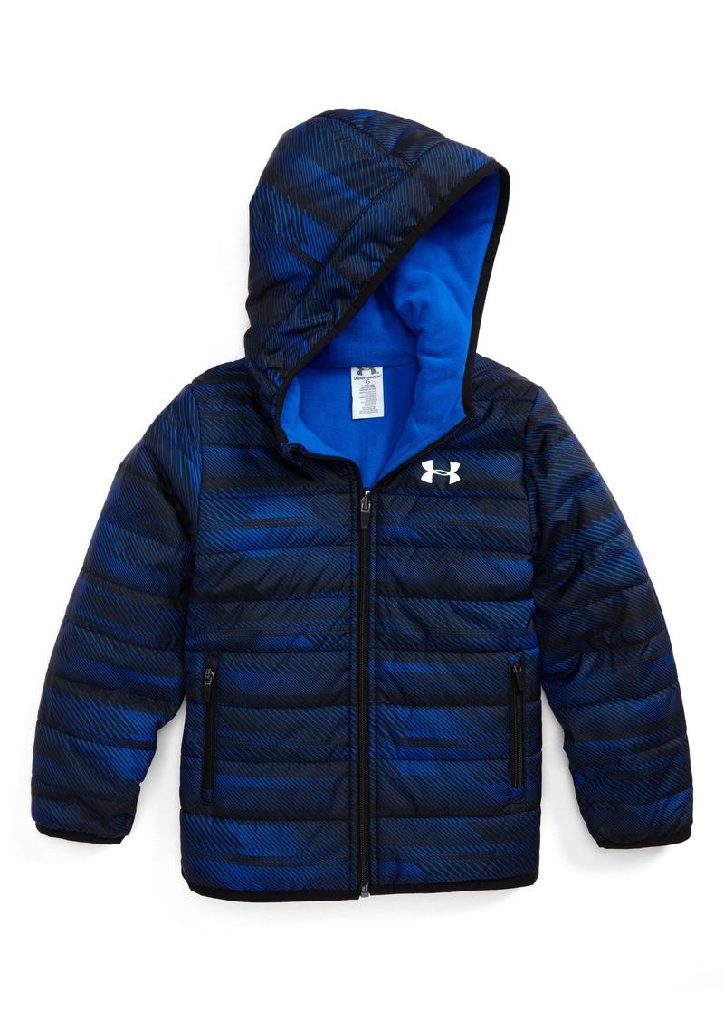 Under Armour Under Armour Speedlines ColdGear® Reversible Puffer Jacket (Toddler Boys & Little Boys)