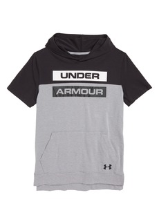 Under Armour Sportstyle Charged Cotton® Hoodie (Big Boys)
