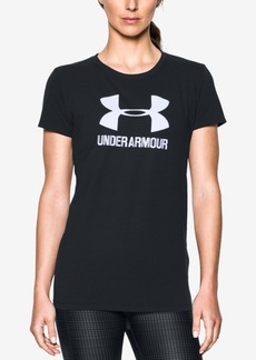 Under Armour Sportstyle Charged Cotton T-Shirt