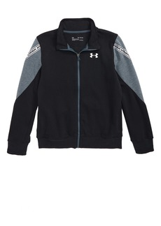 Under Armour Sportstyle ColdGear® Full Zip Jacket (Big Boys)