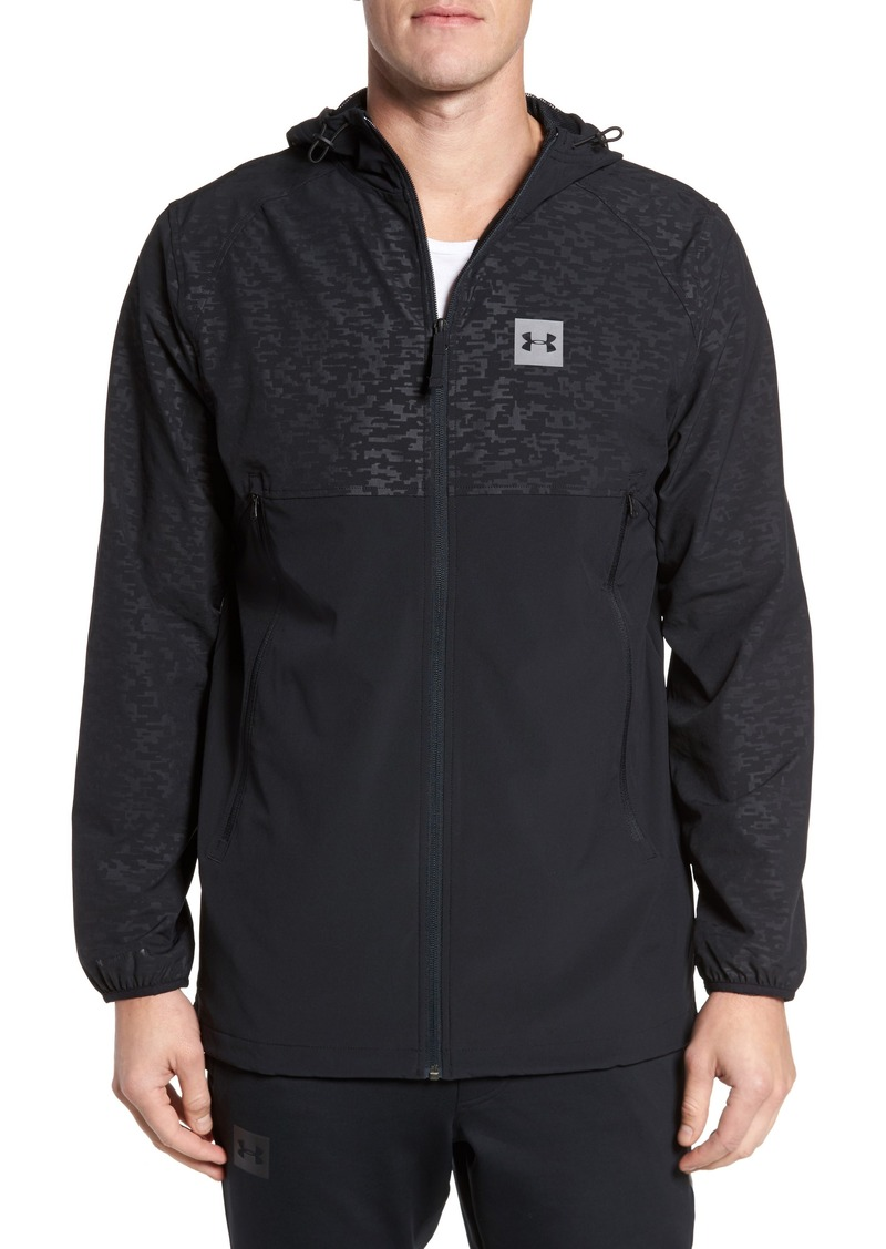 Sportstyle Fishtail Jacket