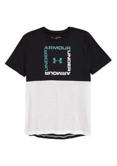 Under Armour Sportstyle HeatGear® Graphic T-Shirt (Big Boys)