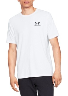 Under Armour UA Sportstyle Left Chest Logo Tee