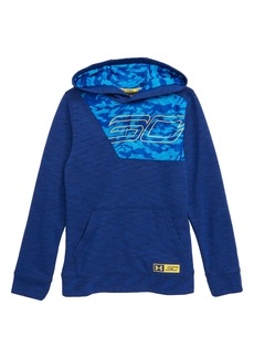 Under Armour Steph Curry Fleece Pullover Hoodie (Big Boys)