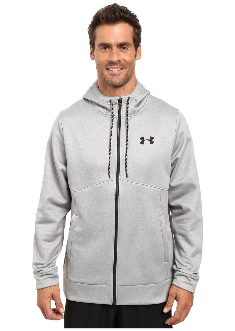 Under Armour Storm Armour Fleece Icon Full Zip Hoodie