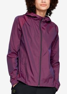 Under Armour Storm Iridescent Woven Jacket