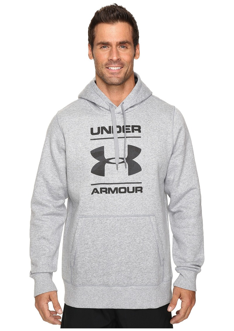 Under Armour Storm Rival Cotton Graphic Pullover