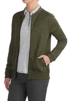 Under Armour Storm Sweaterfleece Bomber Jacket (For Women)