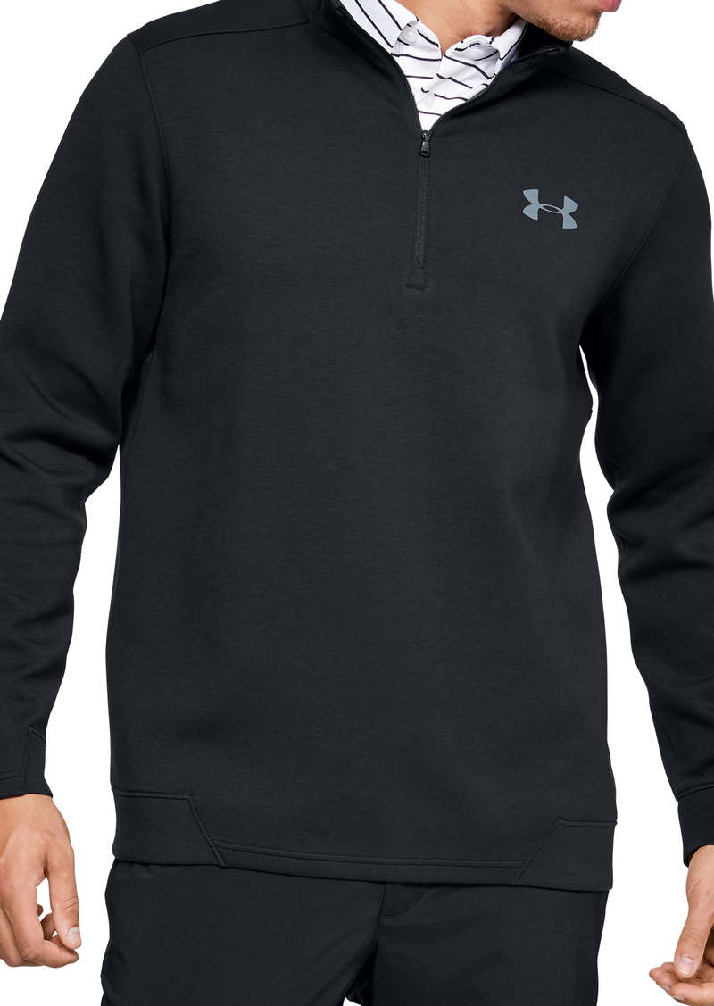 Under Armour Storm Water Repellent Half Zip Performance Pullover