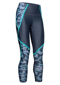 Under Armour Stretch Cropped Leggings