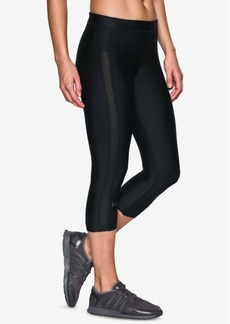 Under Armour Striped Training Capri Leggings
