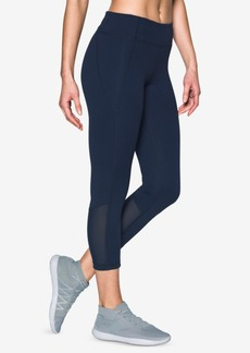 Under Armour StudioLux Capri Leggings
