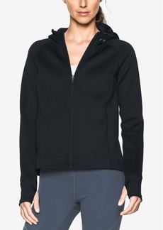 Under Armour StudioLux Luster Hooded Jacket