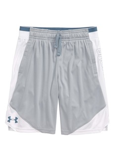 Under Armour Stunt 2 Shorts (Big Boy)