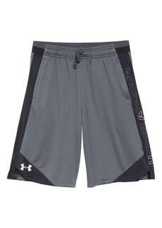 Under Armour Stunt 2 Shorts (Big Boys)