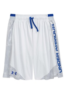 Under Armour Stunt 2.0 Athletic Shorts (Big Boy)
