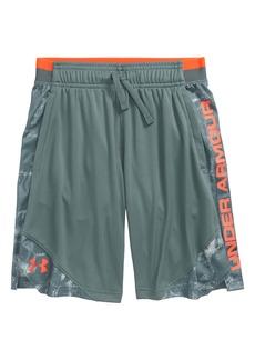 Under Armour Stunt 2.0 Athletic Shorts (Big Boy)